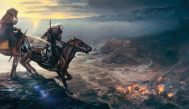 Video games the witcher hunt wild 3: HD wallpaper