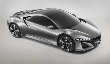 Cars honda nsx concept HD wallpaper