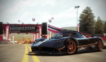 Video games pagani 2010 forza horizon HD wallpaper