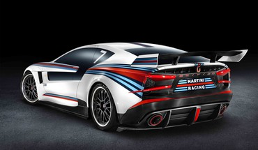 Automobiliai Martini Racing  HD wallpaper