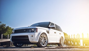 Land rover suv cars HD wallpaper