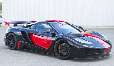 Hamann mclaren mp412c static HD wallpaper