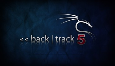 Backtrack 5 blue HD wallpaper