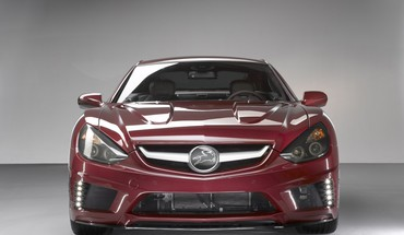 Carlsson c25 super gt cars front red HD wallpaper