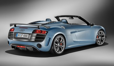 Audi R8 GT Spyder  HD wallpaper