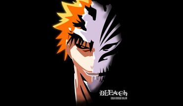 Bleach kurosaki ichigo hollow mask HD wallpaper