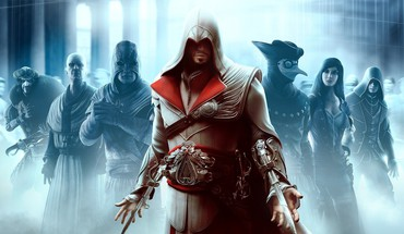 Assassins Creed Brotherhood  HD wallpaper