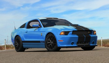 Automobiliai Ford Mustang Shelby  HD wallpaper
