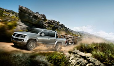 Suv volkswagen amarok artwork design HD wallpaper