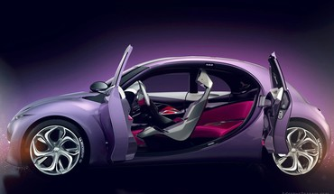 Cars concept art vehicles citroën HD wallpaper