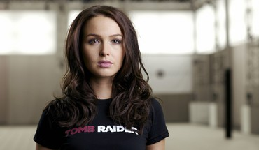 Tomb raider lara croft celebrity camilla luddington HD wallpaper
