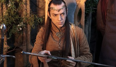 The hobbit hugo weaving elrond HD wallpaper