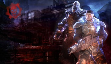 Video games gears of war marcus fenix HD wallpaper