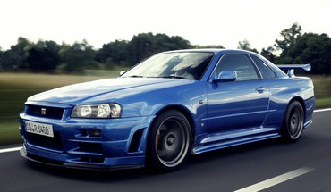 Streets cars nissan roads vehicles skyline gt-r HD wallpaper