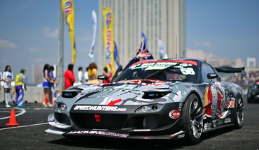 Mazda RX7 Red Bull роторный двигатель speedhunterscom  HD wallpaper