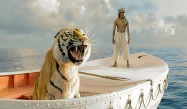 Movies tigers boats life of pi HD wallpaper