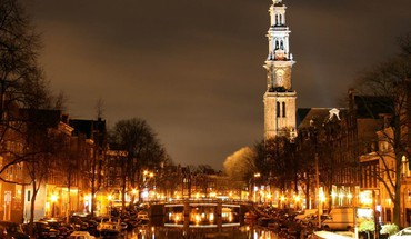 Cityscapes holland HD wallpaper