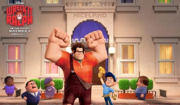 Video games wreck it ralph HD wallpaper