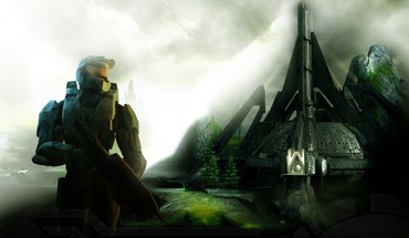 Halo Master Chief  HD wallpaper