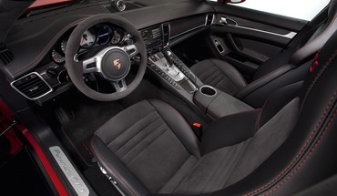 Porsche panamera car interiors interior HD wallpaper
