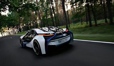 art Concept BMW Vision EfficientDynamics  HD wallpaper