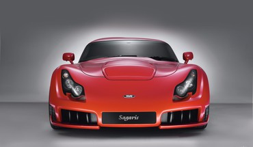 TVR sagaris automobiliai  HD wallpaper