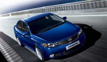 Automobiliai Kia Cerato  HD wallpaper