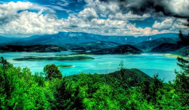 Georgia hdr photography landscapes nature HD wallpaper