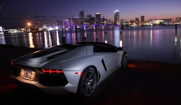 Dana Klug lee lamborghini  HD wallpaper