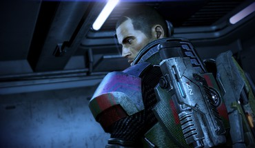 Mass effect 3 commander shepard HD wallpaper