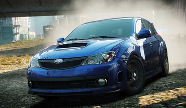 Impreza need for speed most wanted 2 HD wallpaper