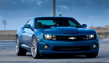 Automobiliai Chevrolet Camaro SS Auto  HD wallpaper