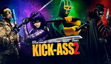 Moretz hit girl jim carrey kick-ass 2 HD wallpaper