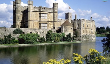 Leeds Castle villes  HD wallpaper