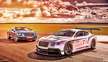 Cars hdr photography HD wallpaper