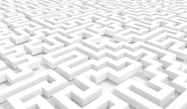 3D Maze  HD wallpaper