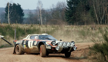 Lancia Stratos Rallye Autos Sport  HD wallpaper