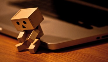 Sad danbo  HD wallpaper