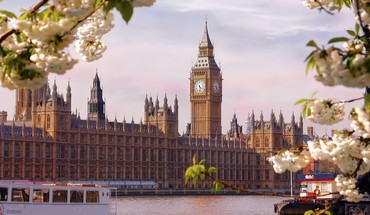 Houses of parliament london HD wallpaper