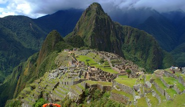 Machu Pichu architecture paysages urbains paysages montagnes  HD wallpaper