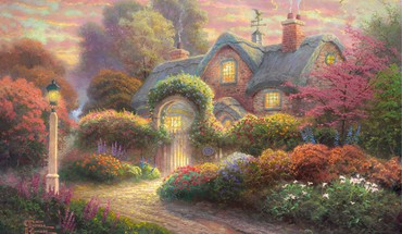 Dreamy home HD wallpaper