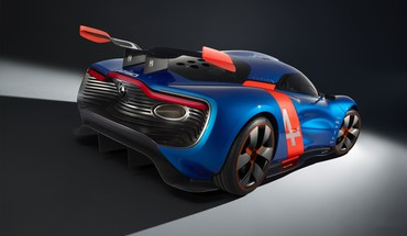 Automobiliai RENAULT Alpine A110  HD wallpaper