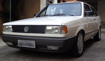 Brazil national volkswagen 1995 gol brazilian car vw HD wallpaper