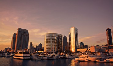 San diego cityscapes HD wallpaper