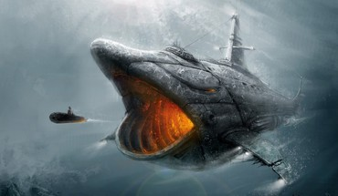 Ultimate submarine HD wallpaper