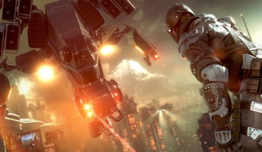 Video games killzone shadow fall HD wallpaper