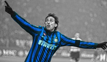 Photography stars cutout diego milito inter milan HD wallpaper