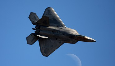 F 22 Airshow HD wallpaper