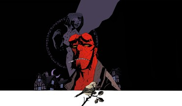 Komiksai Hellboy  HD wallpaper