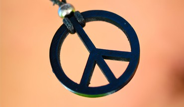 Peace sign HD wallpaper